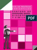 GUÍA DE PRÁCTICAS AMBIENTALES - CENTROS DE DIVERSIÓN
