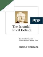 Essential Ernest Student Workbook
