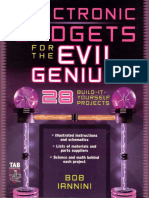 For the Evil Genius Electronic Gadgets for the Evil Genius