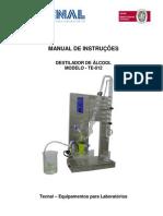 Destilador de Alcool -012