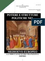 potere e strutture politiche nel medioevo
