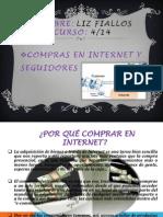 Compra de Internet de Los Seguidores
