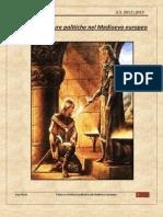 Potere e strutture politiche nel Medioevo europeo