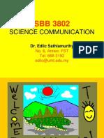 SBB 3802 - Week 1 10-11