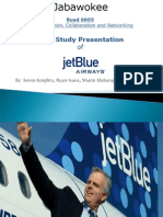 JetBlue Airways Final Draft 9th March 2012