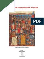 Le rivoluzioni economiche dell'XI secolo
