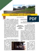 anecdotario de côte d'ivoire