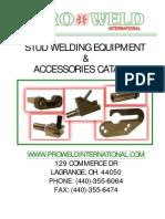 Pro-Weld Stud Welding Catalog