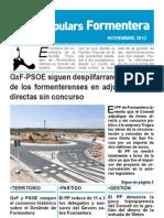 Revista PP Formentera Noviembre 2012-1