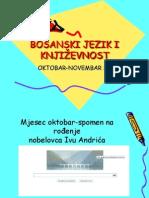 PREZENTACIJA-Bosanski Jezik VII Razred