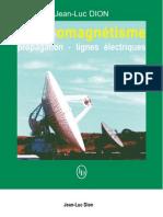 Electromagnetisme 1 Propagation - Nouvellebiblio.com
