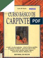 curso básico carpinteria