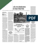 Barreras Crecimiento Economia San Martin