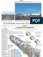 Crisis en Nevados de Peru