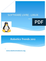 01 Software Livre - Linux