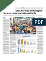 Negocio Campana Navidena Peru