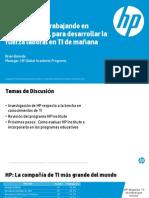 HP Institute v4.3a Customer Presentation - Spanish