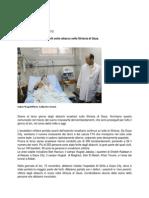Testimonianze da Ospedale Shifa a Gaza