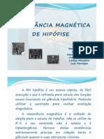 RESSONÂNCIA MAGNÉTICA DE HIPÓFISE