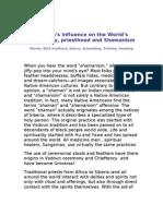 Vodoun's influence on the World's spirituality