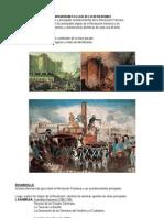 5. LAS ETAPAS Y ACONTECIMIENTOS DE LA REVOLUCIÓN FRANCESA