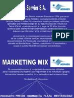 Marketing Mix Lab. Servier Joelys de Nobrega