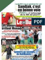 LE BUTEUR PDF du 19/10/2012