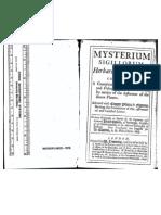 Mysterium Sigillorum