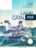 GE 1975 Lamp Catalog