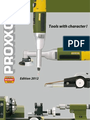 Proxxon Cut Screwdriver 1.2/x 6.5/x 150
