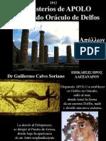 Los Misterios de APOLO y el Sagrado Oráculo de Delfos
