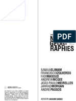 New Geographies Thesis Projects 2012