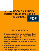 TH2 BARROCOeuropa
