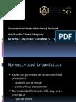 5 NORMATIVIDAD URBANISTICA