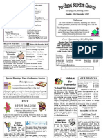 PBC Bulletin - November 11 2012
