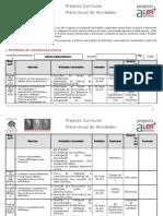 Plano Anual da Biblioteca 2012.13