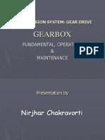 Gearbox Ni Rj Har