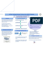 Poster #106 - A Pilot Visiting Scholar Protocol for AUCD Trainees