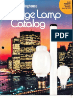 Westinghouse 1979 Large Lamp Catalog