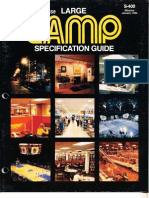 Philips Lighting 1985 Lamp Specification Guide | Lighting ... on