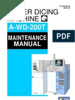 200 Maintenance