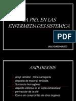 La Piel en Las Enfermedades Sistemica.unopptx