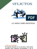PONENCIA RESOLUCIÓN DE CONFLICTOS