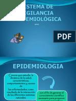 Sistema de Vigilancia Epidemiologica SVE