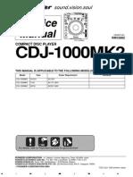 35346075-CDJ-1000-Service-Manual