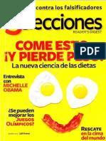 Selecciones Reader´s Digest Enero 2012