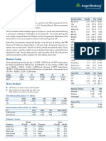 Market Outlook 19-11-12