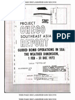Guided Bomb Operations in Southeast Asia