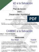Mi Plan de Salvación 1 Desarrollar Humildad