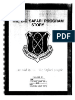 The BIG SAFARI Program Story